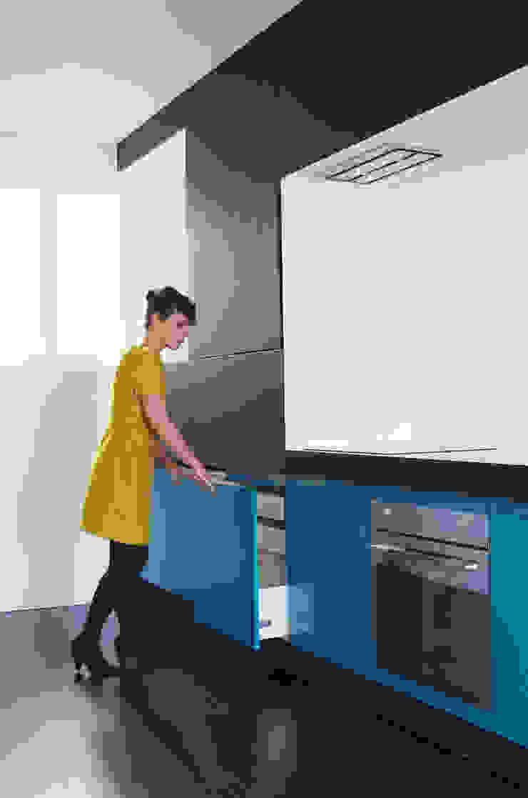 La cuisine par Metek Architecture