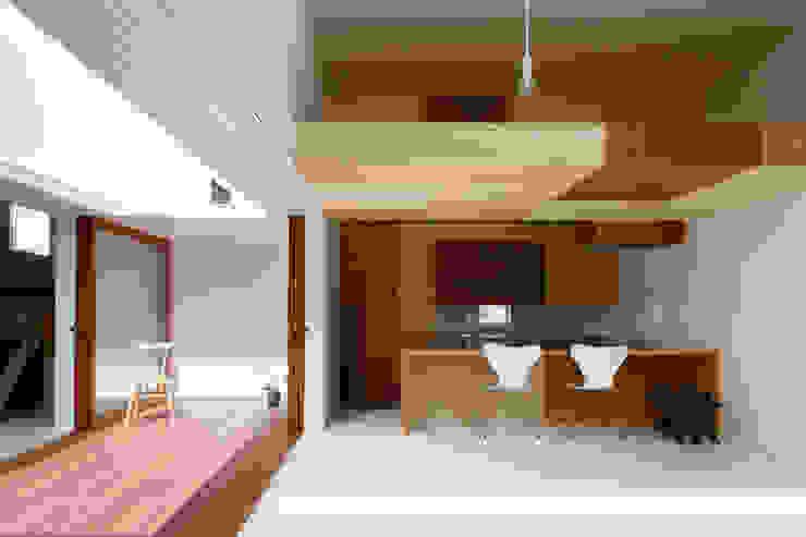 イドコロ: ma-style architectsが手掛けたキッチンです。,ミニマル