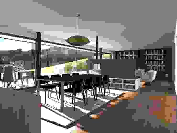 Villa L par Atelier-RS Architecture Minimaliste