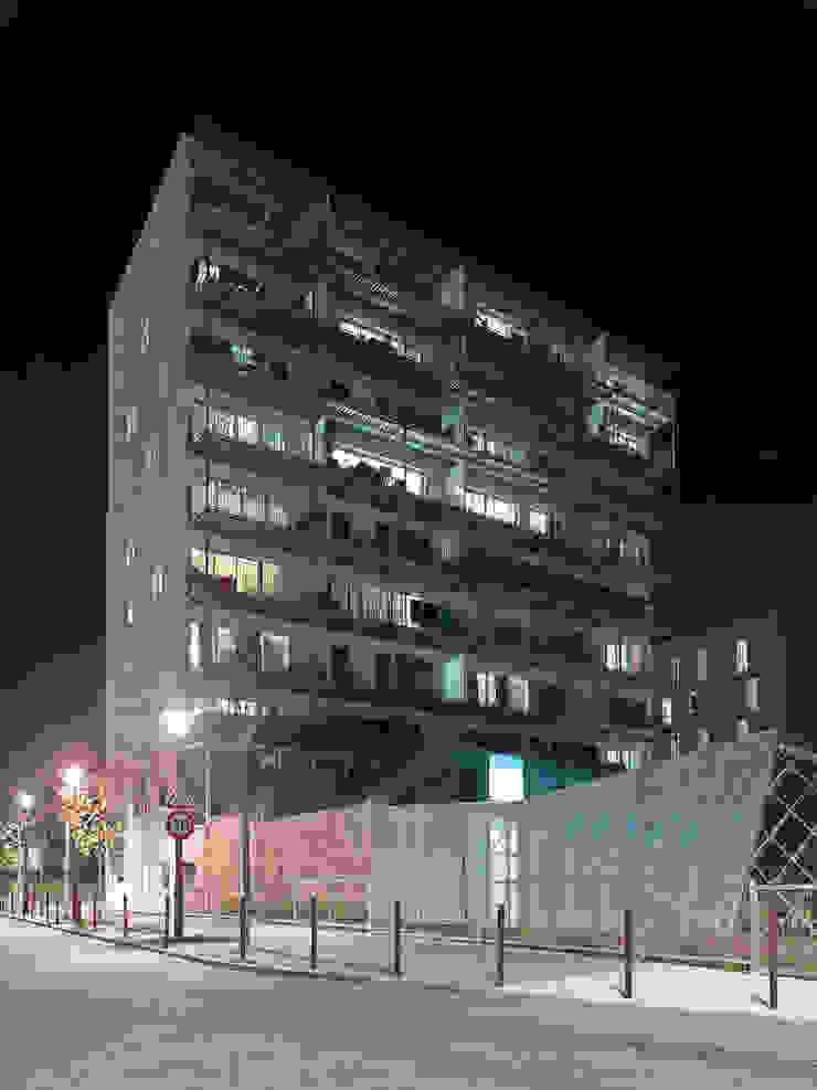 Ilot 47 par Berranger Vincent architectes