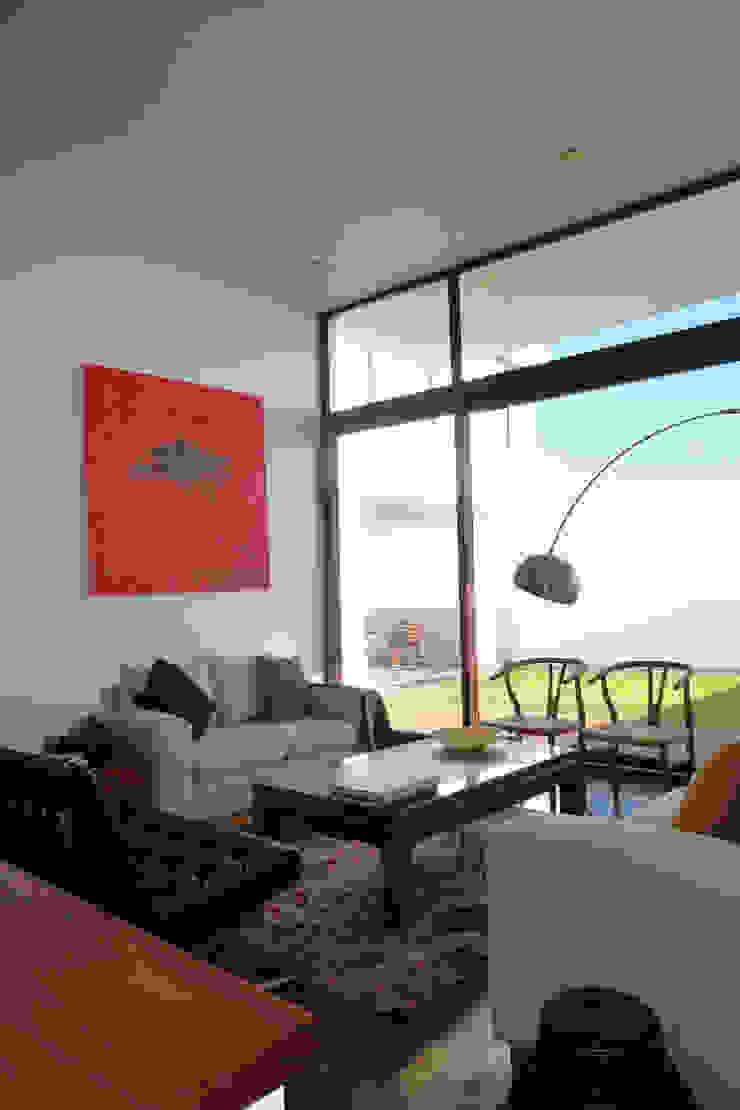 ze|arquitectura Salon moderne