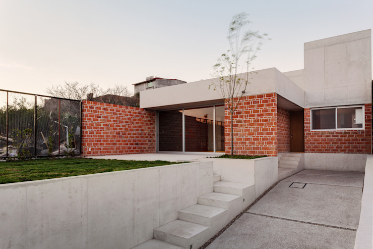 Jardin minimaliste par Ambrosi I Etchegaray Minimaliste