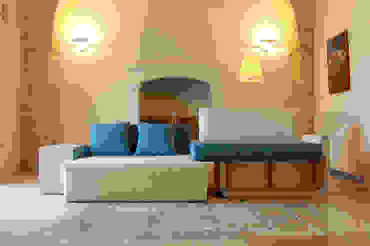 O.T.A. 6 new relax experience di Irene Don Giovanni Designer Moderno