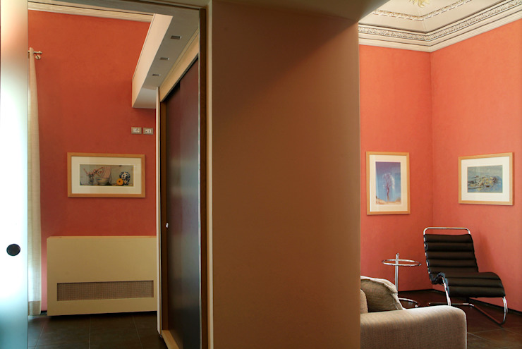 Hotel 900 Hotel moderni di Viviana Pitrolo architetto Moderno