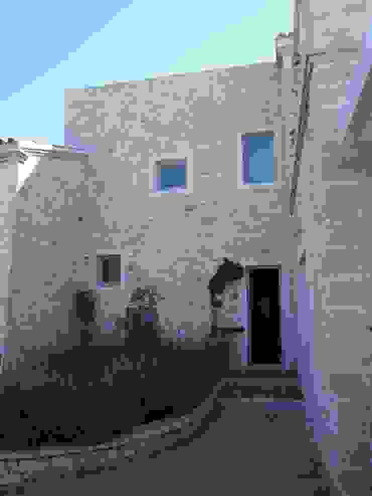 villa in grecia Case in stile mediterraneo di olimpia Mediterraneo