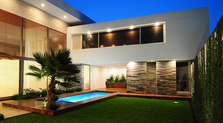 Houses by ze|arquitectura