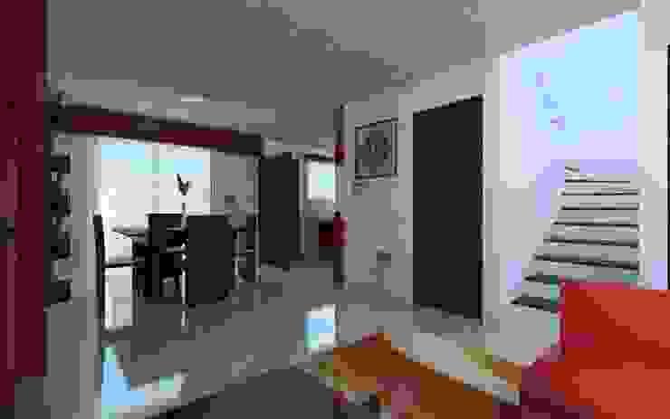 Sala y Comedor Salones modernos de JRK Diseño - Studio Arquitectura Moderno
