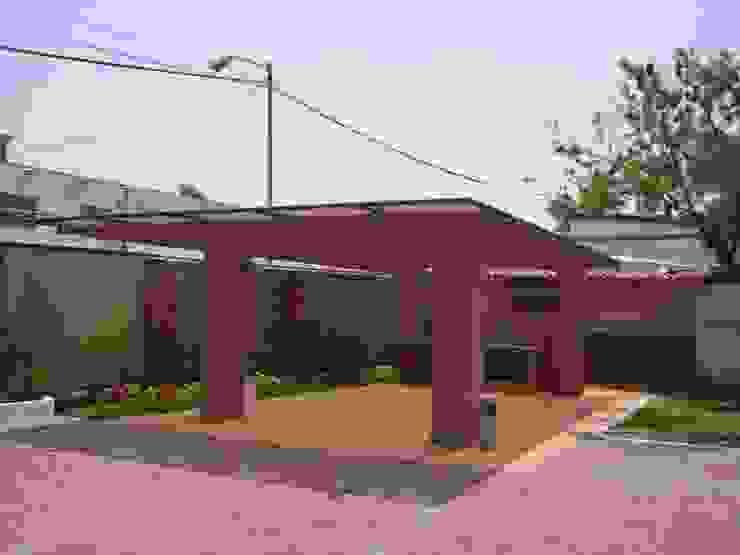 Remodelacion  y Restauracion Casa Lecheria: Casas de estilo  por JRK Diseño - Studio Arquitectura, Rústico