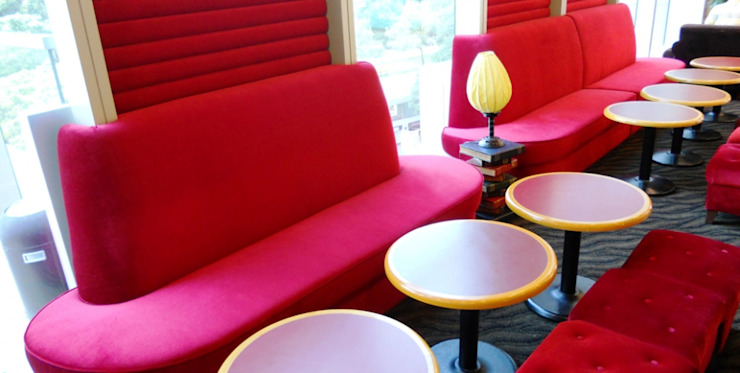 Pacific Coffee by New Look Upholstery Company Limited