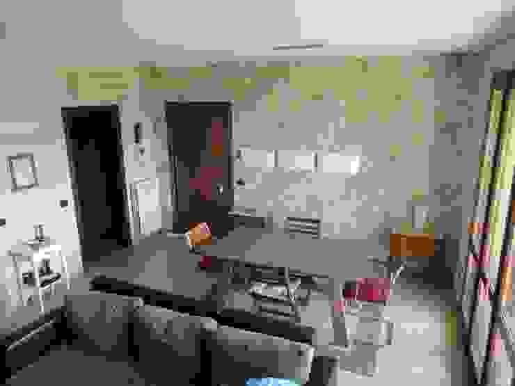 studionove architettura Salones de estilo ecléctico
