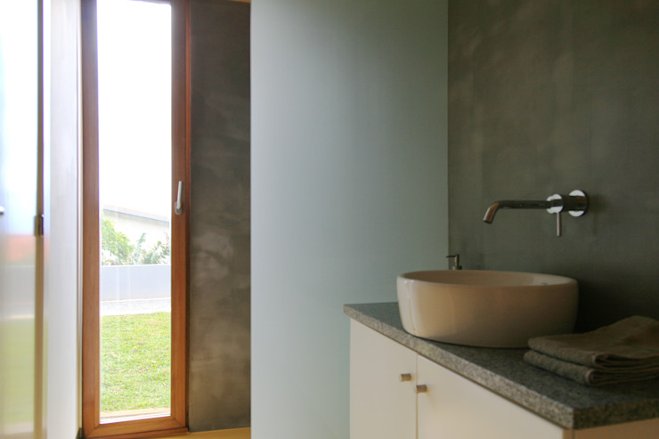 Stone Barn Conversion Jardim Mayer & Selders Arquitectura Hoteles de estilo rústico