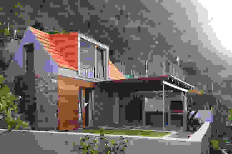 Stone Barn Conversion Jardim Mayer & Selders Arquitectura Hoteles