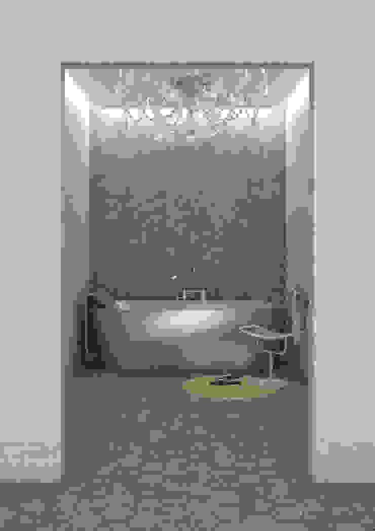 Sánchez Plá Industrial style bathrooms