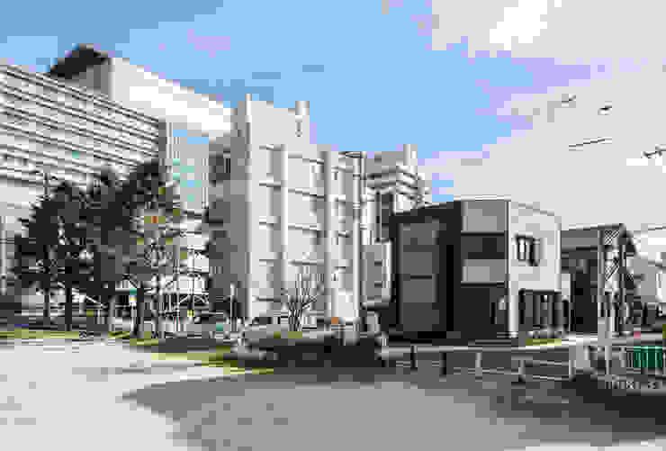 東長町の家 モダンな 家 の 辻岡直樹建築設計事務所㈱ モダン