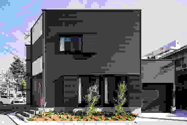 東長町の家 北欧風 家 の 辻岡直樹建築設計事務所㈱ 北欧