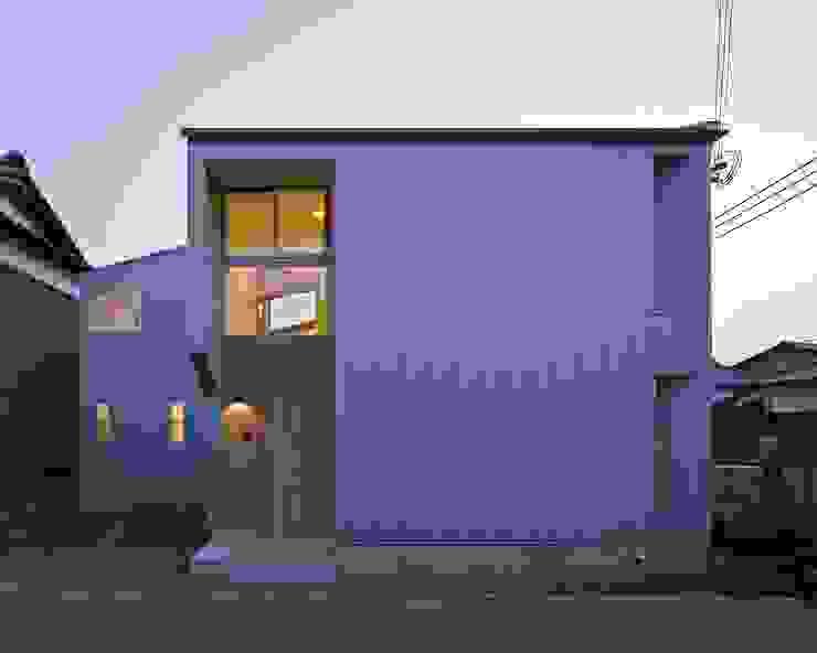 兵庫・S モダンな 家 の 塔本研作建築設計事務所 モダン