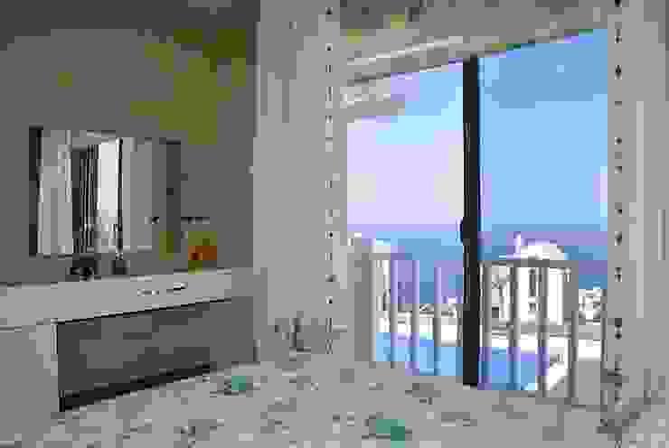 Azure Villalari 2 Odali Flat Daireler Modern Yatak Odası Estateinwest Modern