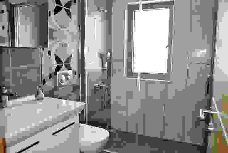 Azure Villalari 2 Odali Flat Daireler Modern Banyo Estateinwest Modern