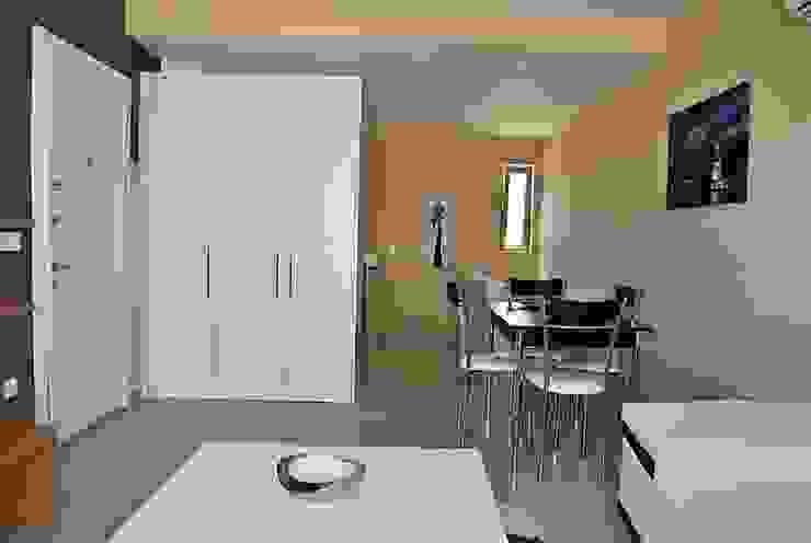 Azure Villaları 3 Odalı İkiz Dubleksler Modern Oturma Odası Estateinwest Modern