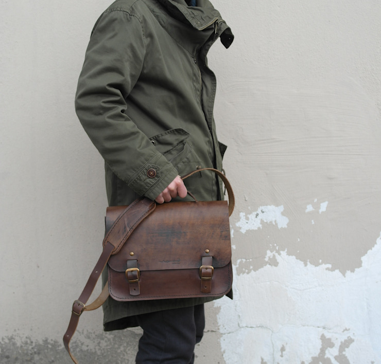 Nomad Leather Goods – NOMAD Leather Goods: minimalist tarz , Minimalist