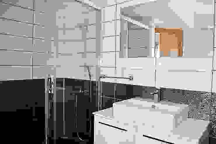 Azure Villaları 4 Odalı Müstakil Villalar Modern Banyo Estateinwest Modern