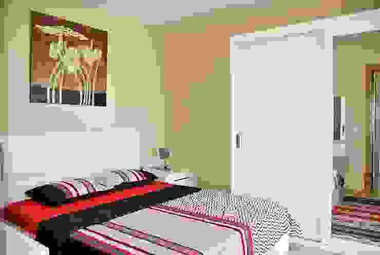 Azure Villaları 4 Odalı Müstakil Villalar Modern Yatak Odası Estateinwest Modern