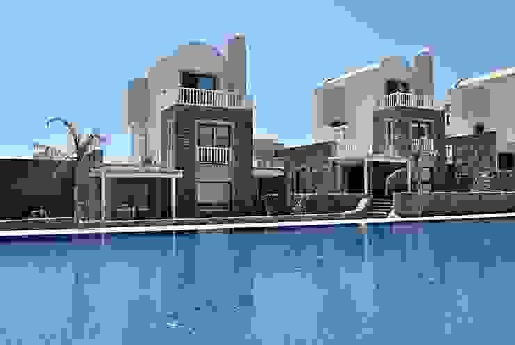 Azure Villaları 4 Odalı Müstakil Villalar Modern Evler Estateinwest Modern