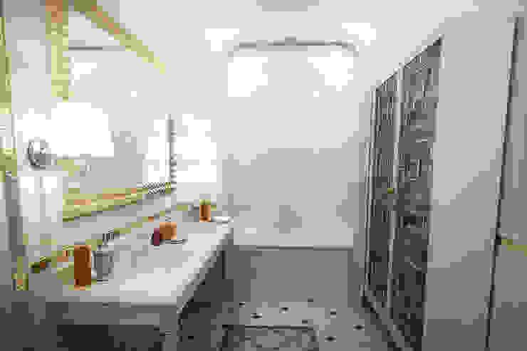 Ванная Ванная в классическом стиле от studio forma Классический
