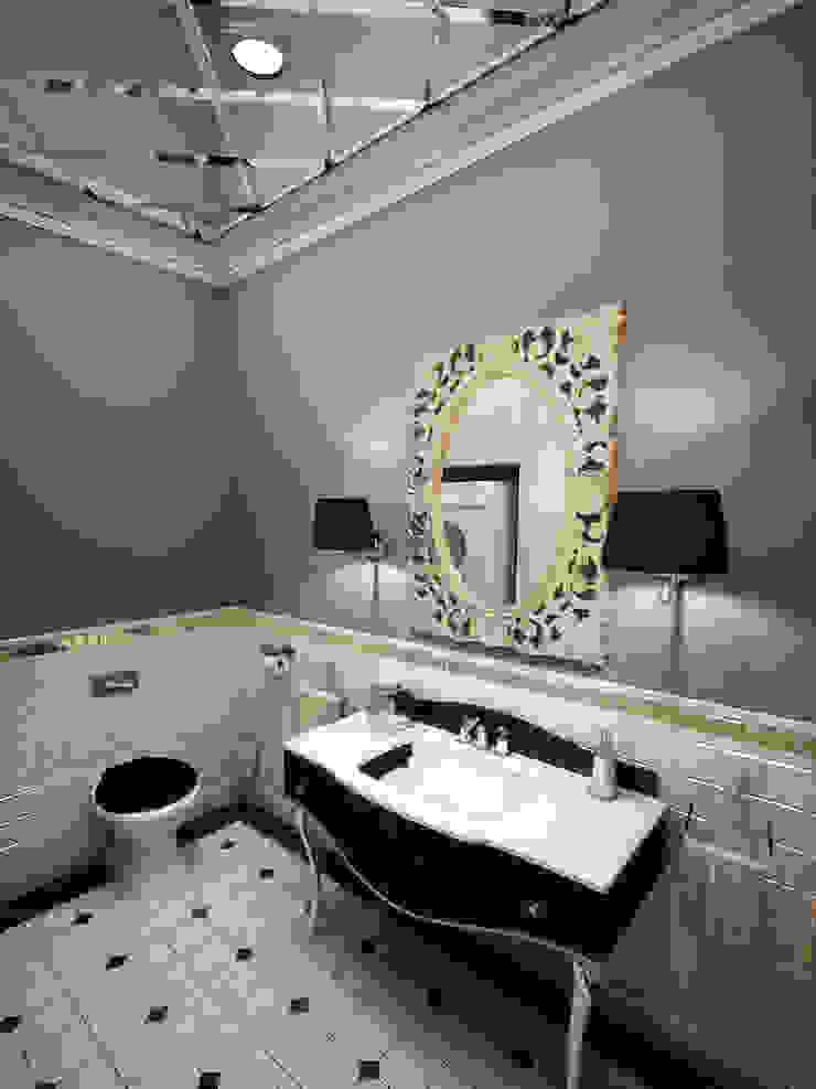 Phòng tắm phong cách kinh điển bởi studio forma Kinh điển