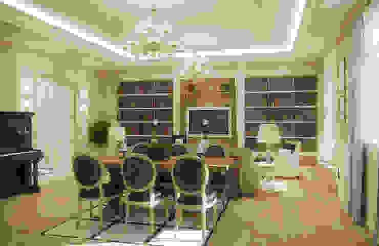 Гостиная Гостиная в классическом стиле от studio forma Классический
