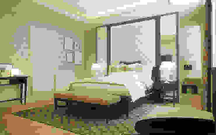 Спальня Спальня в классическом стиле от studio forma Классический