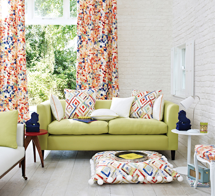 Living room by Prestigious Textiles,