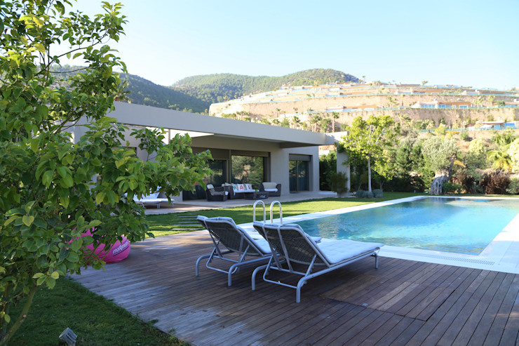 Casas mediterráneas de ISLA GRUP Mediterráneo