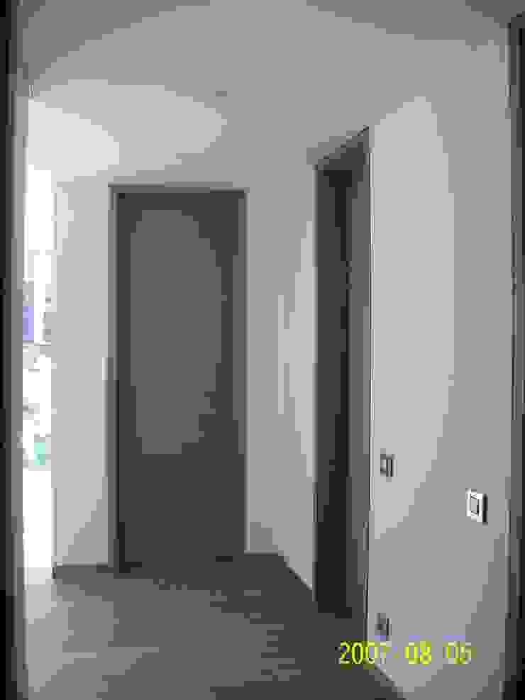 Usta Ahsap Bodrum Modern Koridor, Hol & Merdivenler dekorbodrum Modern