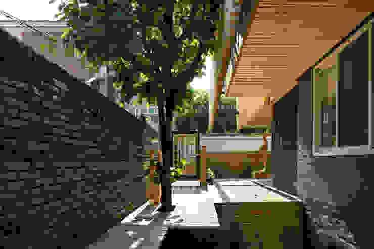 房子 by 무회건축연구소, 現代風