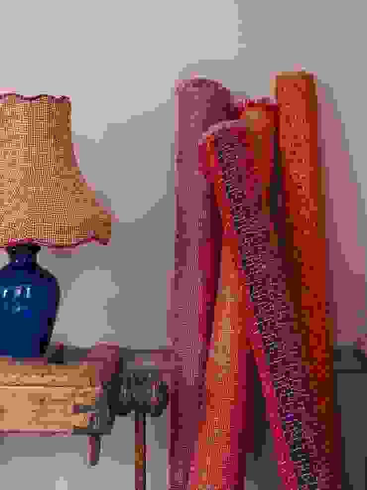 Roco cam Mediterranean style living room by Prestigious Textiles Mediterranean