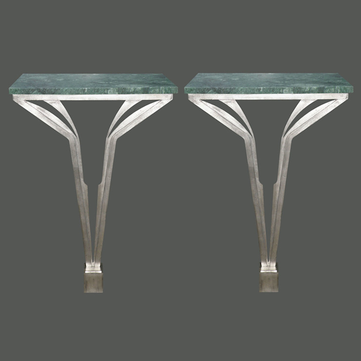 Pair of 'Little Mellie' console tables Perceval Designs Corridor, hallway & stairsDrawers & shelves