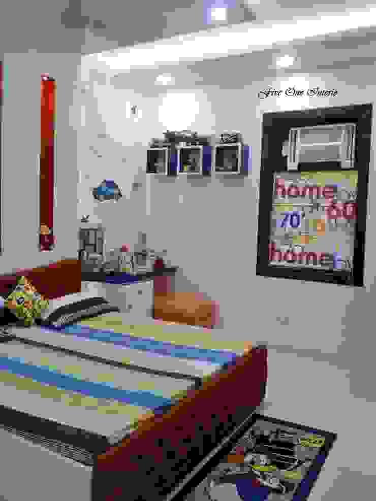 Bedroom Modern nursery/kids room by Five One Interio Modern