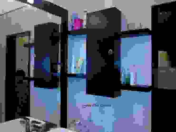 Washbasin Area Modern bathroom by Five One Interio Modern