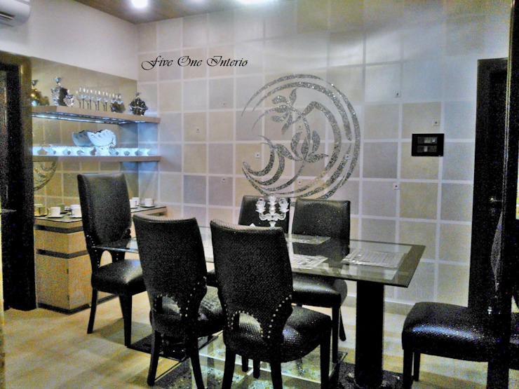 Dinning Room Modern dining room by Five One Interio Modern