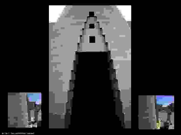 CENOTAFIO - MEMORIAL per Antonio MONTINARO di HOPILAB senior architect Classico