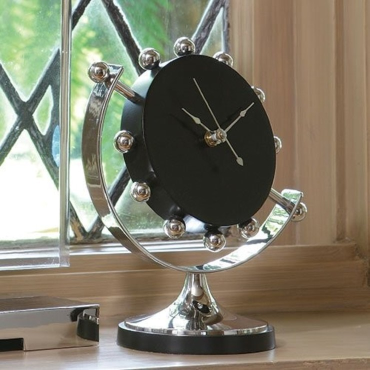 Achse Metall Uhr Sweets & Spices Dekoration und Möbel ArbeitszimmerAccessoires und Dekoration