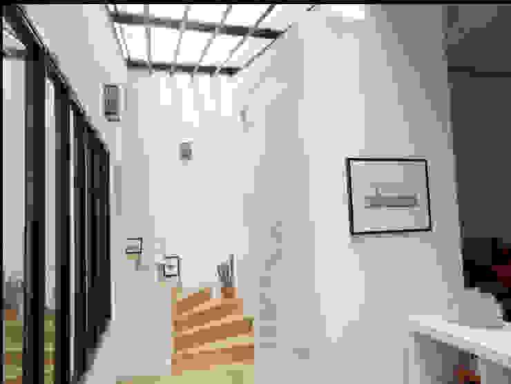Loft sur cour par Catherine Plumet Interiors