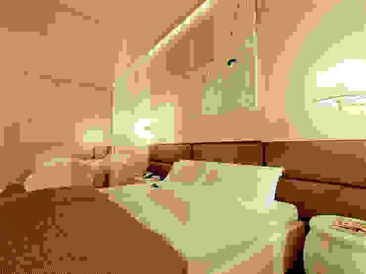 CAMERA Hotel moderni di Studio Giangrande Moderno