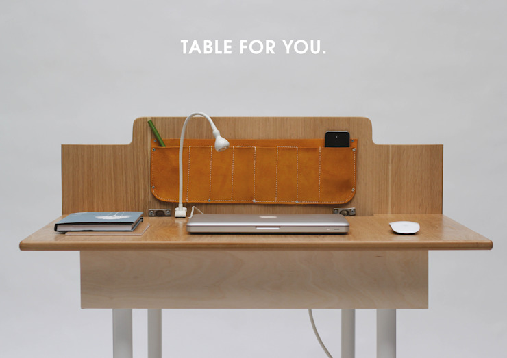 Table for Two von Daniel Liss Design