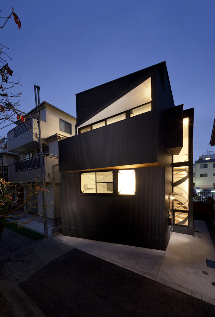 House in Shimomaruko アトリエハコ建築設計事務所/atelier HAKO architects