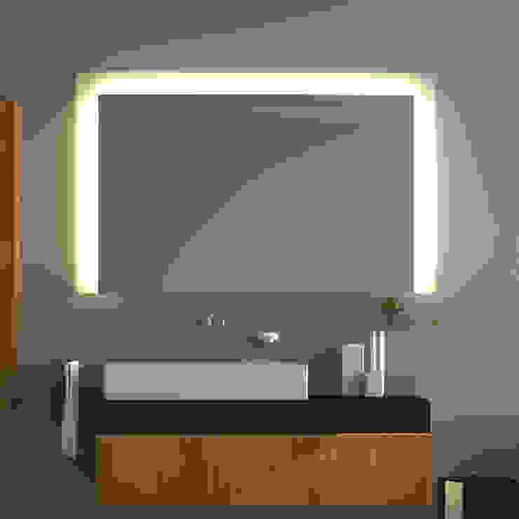 Casa de banho  por Schreiber Licht-Design-GmbH,