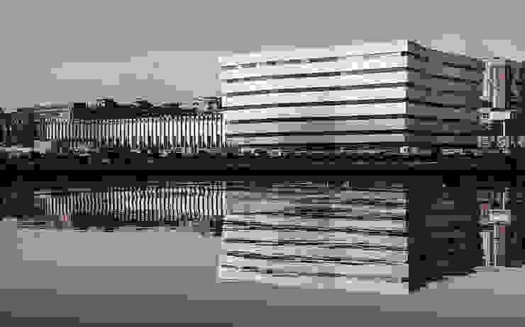 CLÍNICA IMQ EN ZORROTZAURRE de Katsura Arquitectura