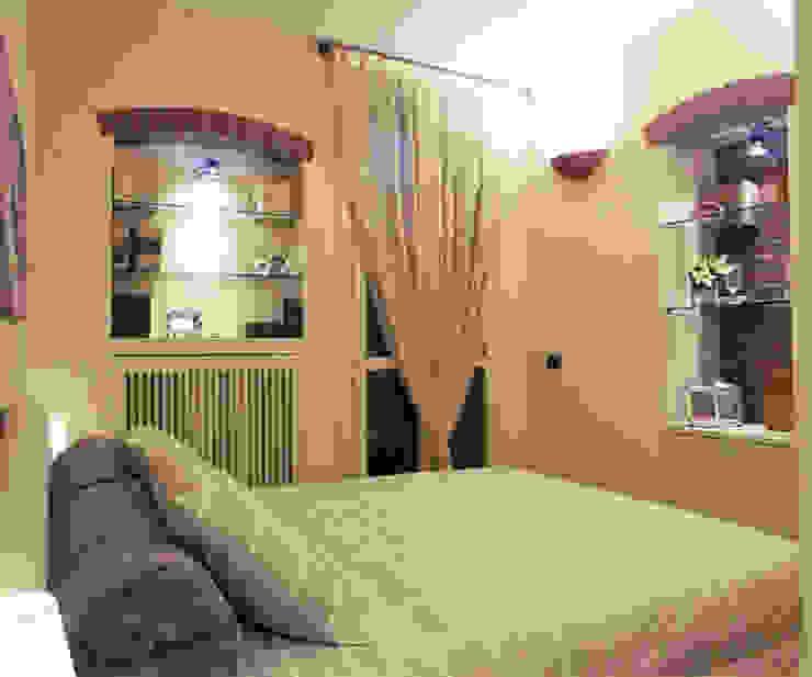 Mini Appartamento 36mq Studio Architettura e Design Giovanna Azzarello Case moderne