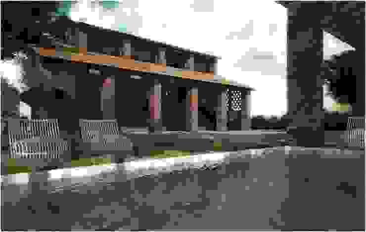 Restauro Casa Colonica Case di Atelier Architetto Ermanno Boggio